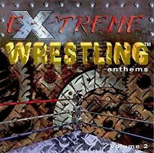 Audio CD Extreme Wrestling Anthems 2 - Various Artists - Free Shipping