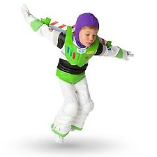 Buzz LightYear~LightUp~Costume ~Suit+Wings+Hood+Gloves~Bo ys 10~Nwt~Disney Store