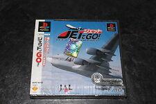 Jet De Go New Factory Sealed Playstation 1 Jap NTSC Version Pocket Station compa