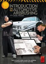 Airbrush Action DVD-Introducción a aerografía automotriz con Craig Fraser