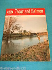 TROUT AND SALMON - MARCH 1973 VOL 18 # 213