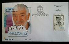 SOBRE PRIMER DÍA SPD 2010 VICENTE FERRER