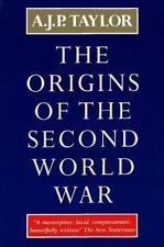 The Origins of The Second World War Taylor, A.J.P. Paperback