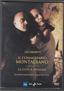 La gita a Tindari . Il commissario MontalbanoDVD in Italiano Versione da edi...