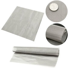 100 Mesh Stainless Steel Wire Cloth Screen Water Filtration Filter Sheet