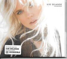 ILSE DELANGE - Incredible CD Album 12TR Dutch Digipack 2008 (Universal)