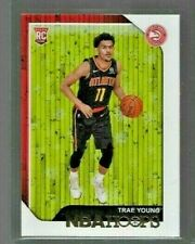 2018-19 Panini Hoops GOLD FOIL Parallel Trae Young Rc  RARE - Hard to Pull !!!!