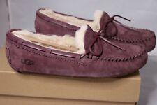 UGG Australia Women's Dakota Metallic Slippers - Port - 1019069