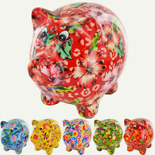 Piggy Bank Money Box by Pomme Pidou BRAND NEW Comes Boxed Pixie Pig