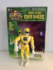 BanDai Power Rangers 8 Inch Karate Choppin' Action Trini With Original Box