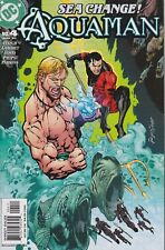 Aquaman Sea Change May #4 2003 Dc Comic Book
