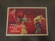 ELVIS PRESLEY VINTAGE 1956 A&BC GUM CARD 52. ELVIS TRADING CARDS
