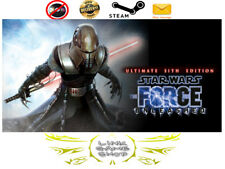 Star Wars The Force Unleashed: Ultimate Sith Edition  PC Digital STEAM KEY