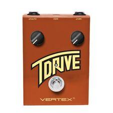 Vertex T Drive Overdrive Guitar Effects Pedal True Bypass Stompbox