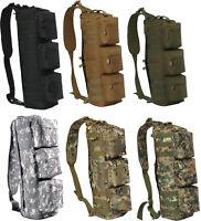 Hiking Camping Military Molle Bag Shoulder Day Packs Nylon Backpack