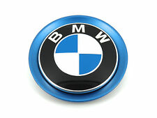 Genuine New BMW BOOT BADGE Rear Emblem For i8 2014+ Hybrid 2 DR Coupe eDrive i 8