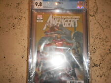 AVENGERS 1 CGC 9.8 RUBIC VARIANT COVER ISSUE 691