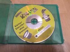 PC Lernspiel Spiel Kinder, Kleiner Künstler ohne Grenzen!, Macintosh, gebraucht