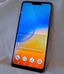 LG G7 ThinQ 64GB - AT&T Network Unlocked - Platinum Grey,