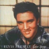 "ELVIS PRESLEY ""LOVE SONGS"" CD NEUWARE!!!!!!!!!!!!!"