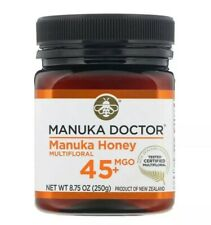 MANUKA DOCTOR NEW ZEALAND MANUKA HONEY BIOACTIVE 45+MGO (8.75oz)