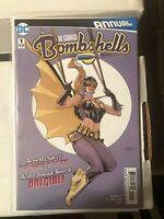DC Comics Bombshells Annual (2015) #1
