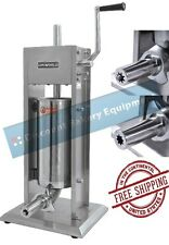 New! Churro Making Machine Deluxe Stainless Steel 5lb Capacity, Ucm-Dl3