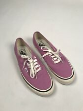 Vans Authentic California UK 10 Fuschia