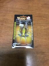 VUDU SHRIMP  2 PER PACK  CAJUN PEPPER EGRET LURES   FREE SHIPPING!!!!