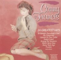Connie Francis 24 greatest hits [CD]