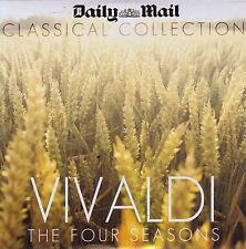 VIVALDI: FOUR SEASONS + ALBINONI: OBOE CONCERTOS / VIRTUOSI OF ENGLAND / DAVISON