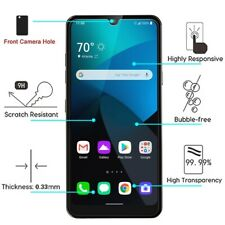 FOR LG HARMONY 4, PREMIER PRO PLUS L455DL | 1 TEMPERED GLASS SCREEN PROTECTOR