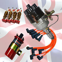 Mini 59D A+ Stealth Electronic ignition Distributor + Non -Ballast Sports Pack