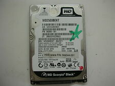 """WD Scorpio Black 250gb WD2500BEKT-60A25T1 2061-771672-E04 04PD1 2,5"""" SATA"""