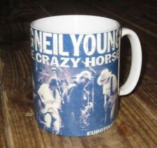 Neil Young Crazy Horse Euro Tour Advertising MUG