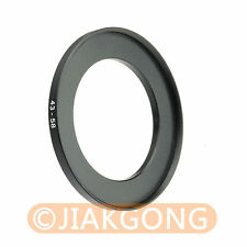 43mm-58mm 43-58 mm 43 to 58 Step Up Ring Filter Adapter