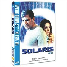 Solaris (1972) / Andrei Tarkovsky, Natalya Bondarchuk / DVD, NEW