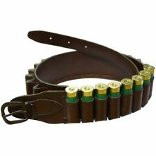 Bisley Basic Leather Cartridge Belt Buckle 12 410 20