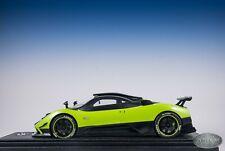 1/18 Peako Pagani Zonda Cinque  AMG Green Rare