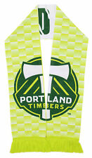 Adidas Portland Timbers MLS Sublimated Polyester Team Scarf
