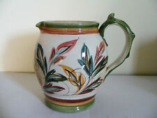 Denby  1950's  Jug  Designed  And  Signed  On  Base By  Glyn  Colledge Ht 4.3/4""