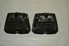 19 02 36 00 PAIR OF MOTO GUZZI V35 V50 V65 ROCKER TAPPER COVERS - USED lot 2