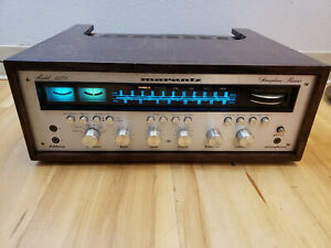 Marantz 2270 Receiver- Nice. Wood case