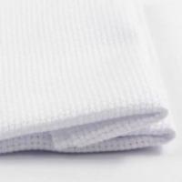 1 Pc White Appreter Cotton Aida 11, 14, 16 and 18 ct 50 x 50 cm