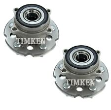 Pair Set of 2 Rear Timken Wheel Bearing & Hub Kit for Acura MDX Honda Pilot AWD