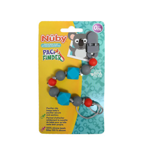 Nuby Attache-Sucette PaciFinder