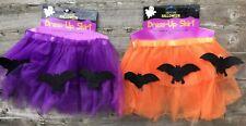 HALLOWEEN Girls Fancy Dress Up Skirt/Tulle Age 3+ Halloween Costume FREE UK PP