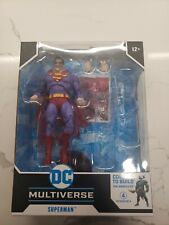 McFarlane Toys DC Multiverse Superman The Infected Action Figure No BAF