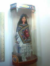 Northwest Coast Native American Barbie- New in box