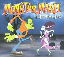 Monster Mash & Other Songs of Horror by The Countdown (CD, 2009)
